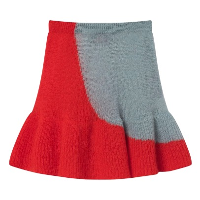 The Animals Observatory Mohair Skirt -listing