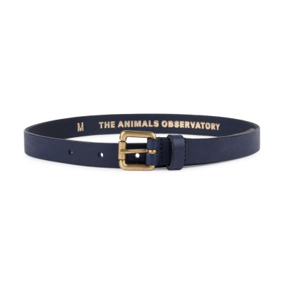 The Animals Observatory Ibis Leather Belt -listing