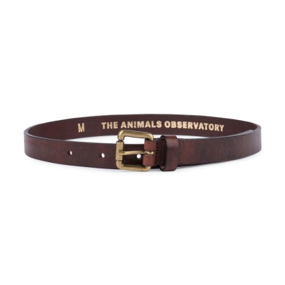 The Animals Observatory Ibis Leather Belt -product