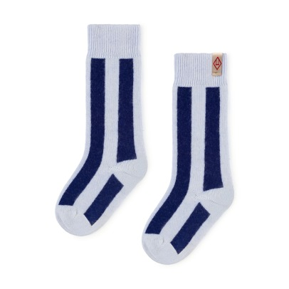 The Animals Observatory Chaussettes Laine Epaisse Skunk-product