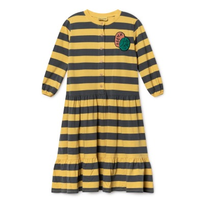Bobo Choses Organic Cotton Maxi Dress-listing