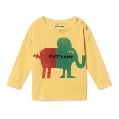 Bobo Choses Bigphant Organic Cotton T-shirt-listing