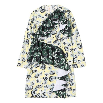 Marni Frilled Dress -listing