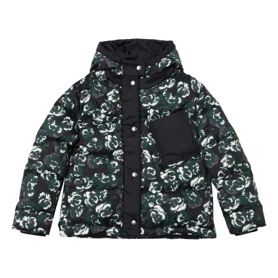 Marni Floral Down Jacket -listing