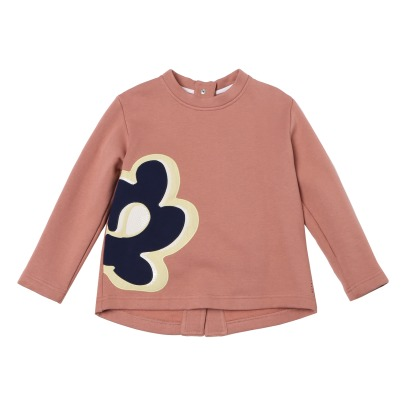 Marni Sequined Sweatshirt with Back Buttons -listing