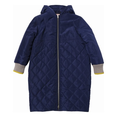 Marni Quilted Coat -listing
