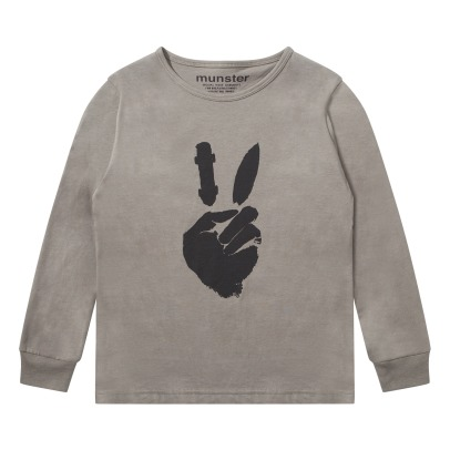 Munsterkids T-Shirt Peace Ride-listing