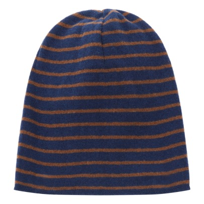 Zhoe & Tobiah Striped Knitted Hat -listing