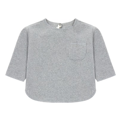 Zhoe & Tobiah Knitted Jumper with Pocket -listing