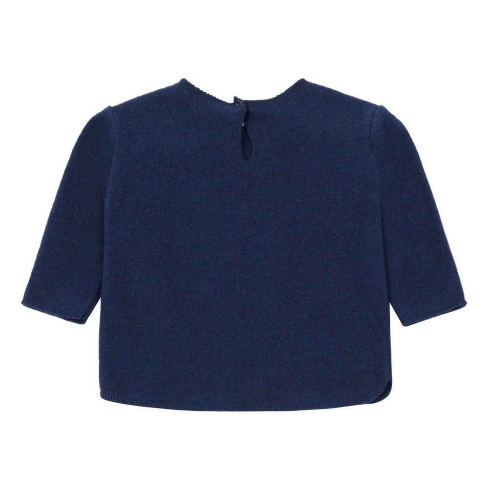 Pull Maille Poche-product