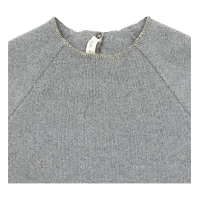Zhoe & Tobiah Bi-material Knitted Jumper -listing
