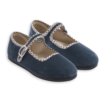 Bonton Chaussons Velours-product