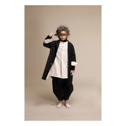 Little Creative Factory Long Woolen Coat -listing