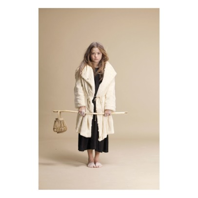 Little Creative Factory Manteau Façon Fourrure Snow-listing
