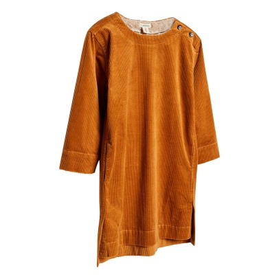 Bellerose Adoo Velvet Dress -product