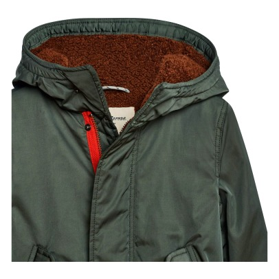 Bellerose Lynno Fur Lined Hooded Parka-listing