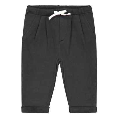 Gray Label Organic Cotton Baby Jogging Bottoms -listing