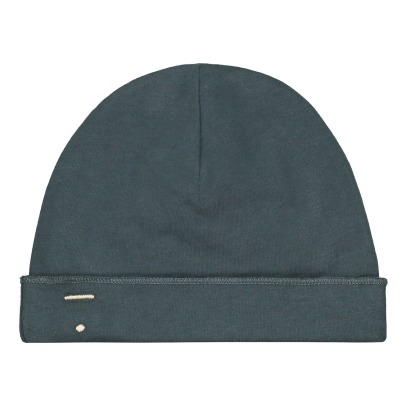 Gray Label Organic Cotton Baby Beanie -listing