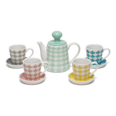 Littlephant Porcelain Play Tea Set -listing