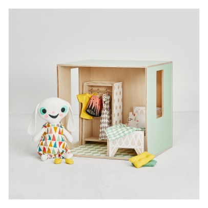 Littlephant Doll House Bed -listing