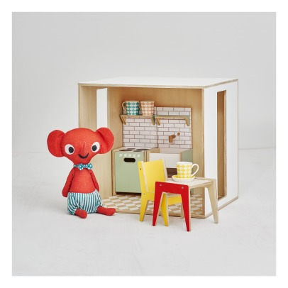 Littlephant Doll House Table -listing