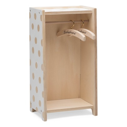 Littlephant Doll House Wardrobe -listing