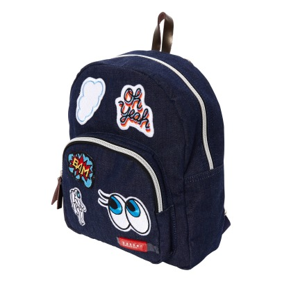 Bakker made with love Patches Mini Backpack -listing