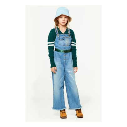 The Animals Observatory Miner Denim Dungarees -listing