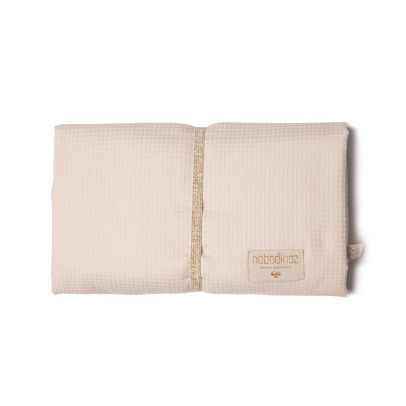 Nobodinoz Mozart Organic Cotton Travel Changing Mat  68x50 -listing