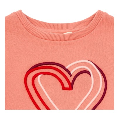 Hundred Pieces Heart Sweatshirt-product