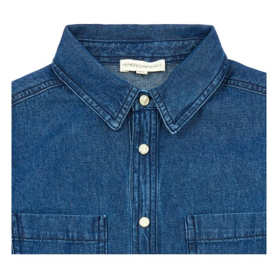 Hundred Pieces Camisa chambray Ghost-listing