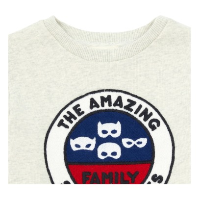 Hundred Pieces Amazing Family Sweatshirt-listing