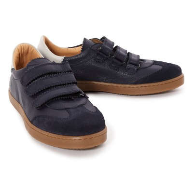Gallucci Leather Trainers -listing