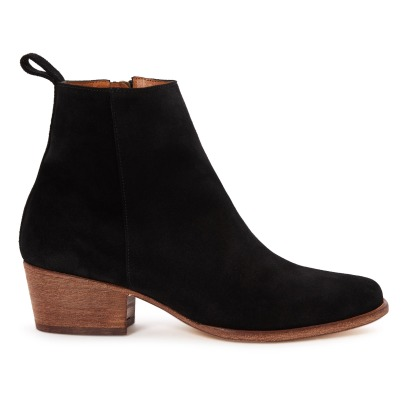 Anthology Paris Tennessee Suede Boots -listing