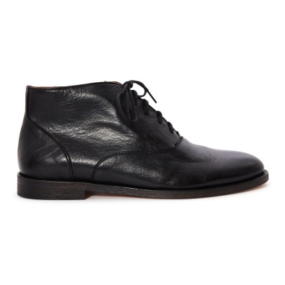 Anthology Paris Elvis Leather Derby Shoes -listing