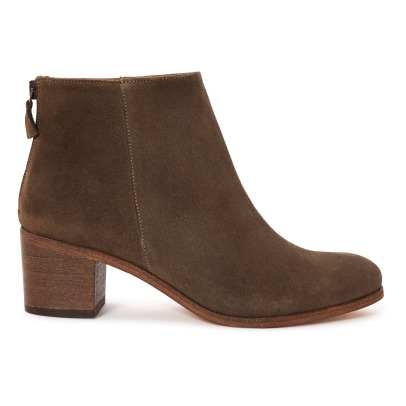 Anthology Paris Louise Suede Boots	-listing