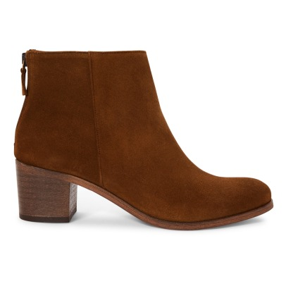 Anthology Paris Louise Suede Boots-listing