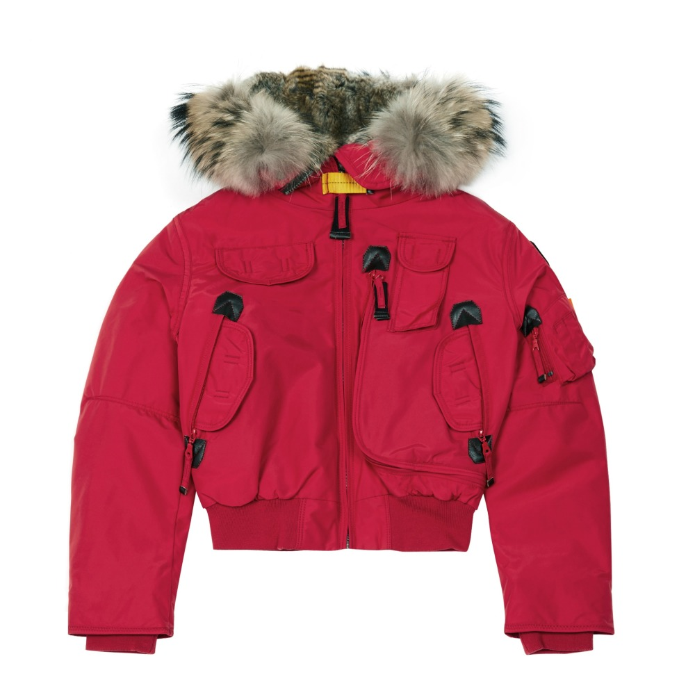 parajumpers BOMBER ROSSO