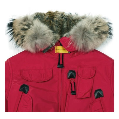 Parajumpers Gobi Girl Fur Lined Baseball Jacket-listing