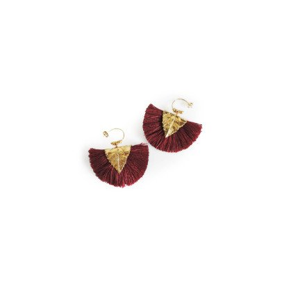 Elise Tsikis Agia Earrings -listing