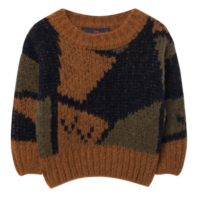 The Animals Observatory Pullover Arty Bull -listing