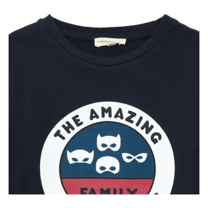 Hundred Pieces Amazing Family T-Shirt-listing