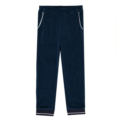 Hundred Pieces Pantalone jogger in velluto -listing