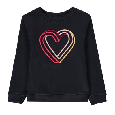 Hundred Pieces Heart Sweatshirt-listing