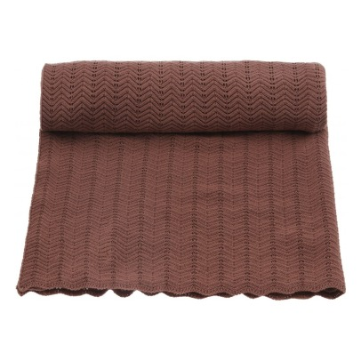 Konges Slojd Organic Cotton Blanket -listing