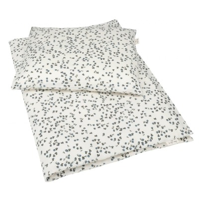 Konges Slojd Organic Cotton Floral Bed Set -listing