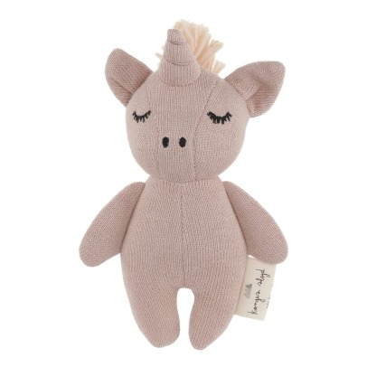 Konges Slojd Organic Cotton Unicorn Soft Toy -listing