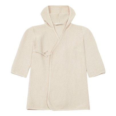 Moumout Kids Waffled Bath Cape-listing