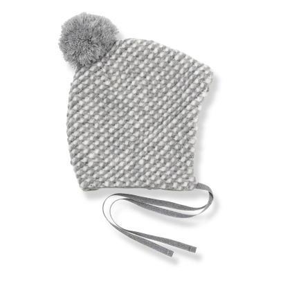 1+ IN THE FAMILY Cappellino Pompon Bea -listing