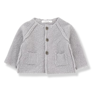 1+ IN THE FAMILY Agnes Knitted Cardigan -listing
